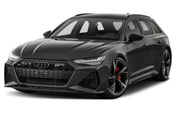 2021 Audi RS 6 Avant - Mythos Black Metallic