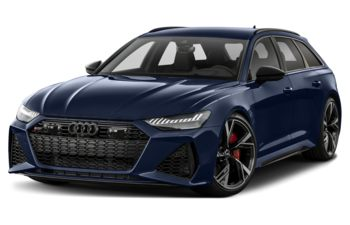 2021 Audi RS 6 Avant - Navarra Blue Metallic