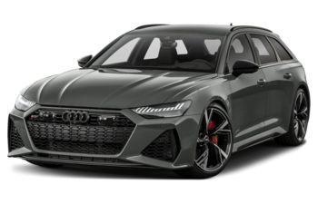 2021 Audi RS 6 Avant - Daytona Grey Pearl