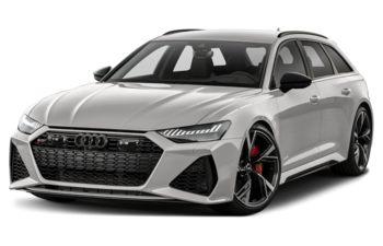2021 Audi RS 6 Avant - Florett Silver Metallic