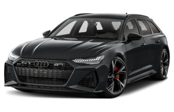 2021 Audi RS 6 Avant - Sebring Black Crystal Effect