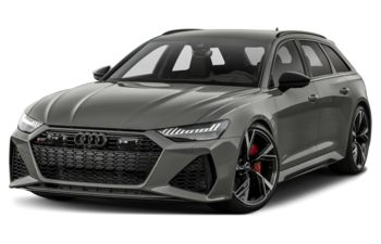 2021 Audi RS 6 Avant - Nardo Grey