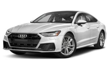 2021 Audi A7 e - Mythos Black