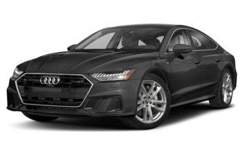 2021 Audi A7 e - Firmament Blue