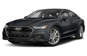 2021 Audi A7 e - Vesuvius Grey