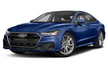 2021 Audi A7 e - Daytona Grey