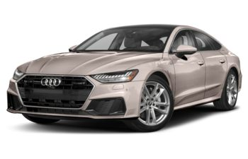 2021 Audi A7 e - Tango Red