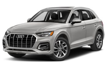 2021 Audi Q5 - Mythos Black Metallic