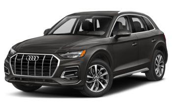 2021 Audi Q5 - Mythos Black Metallic