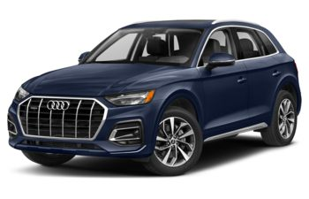 2021 Audi Q5 - Navarra Blue Metallic
