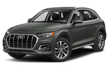 2021 Audi Q5 - Brilliant Black