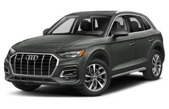 2021 Audi Q5 - Brilliant Black
