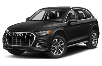2021 Audi Q5 - Manhattan Grey Metallic