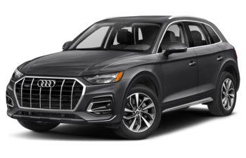 2021 Audi Q5 - Florett Silver Metallic