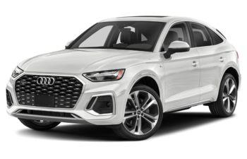 2021 Audi Q5 - Ibis White