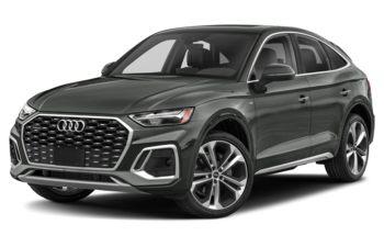 2021 Audi Q5 - Daytona Grey Pearl