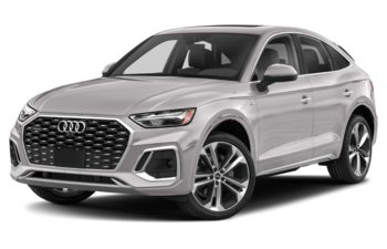 2021 Audi Q5 - Forest Silver Metallic