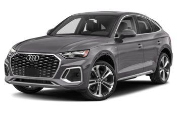 2021 Audi Q5 - Quantum Grey