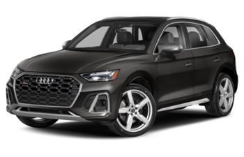 2021 Audi SQ5 - Mythos Black Metallic