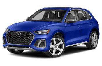2021 Audi SQ5 - Navarra Blue Metallic