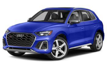 2021 Audi SQ5 - Ultra Blue Metallic