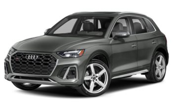 2021 Audi SQ5 - Daytona Grey Pearl Effect