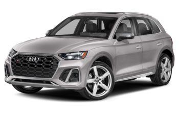 2021 Audi SQ5 - Floret Silver Metallic