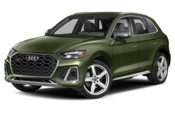 2021 Audi SQ5 - District Green Metallic