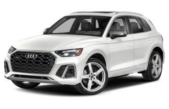 2021 Audi SQ5 - Ibis White