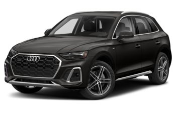 2021 Audi Q5 e - Mythos Black Metallic