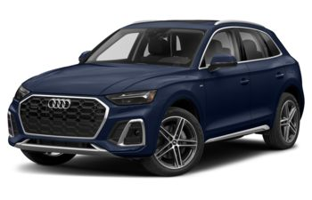2021 Audi Q5 e - Navarra Blue Metallic