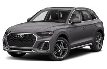 2021 Audi Q5 e - Quantum Grey