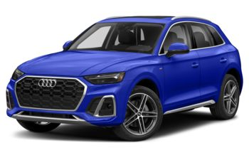 2021 Audi Q5 e - Ultra Blue Metallic