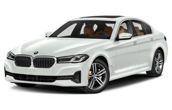 2021 BMW 530 - Alpine White