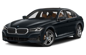 2021 BMW 530 - Carbon Black Metallic