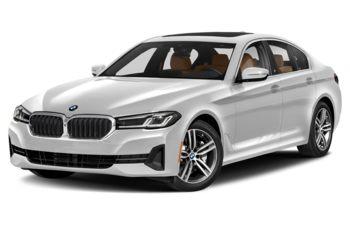 2021 BMW 530 - Mineral White Metallic