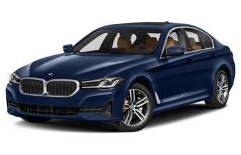 2021 BMW 530 - Phytonic Blue Metallic