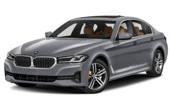 2021 BMW 530 - Bluestone Metallic