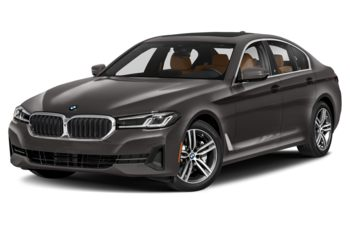 2021 BMW 530 - Bernina Grey Amber Metallic