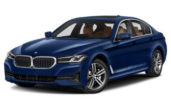 2021 BMW 530 - Tanzanite Blue Metallic