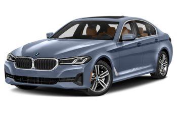 2021 BMW 530 - Alvite Grey Metallic