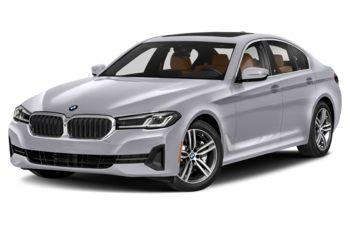 2021 BMW 530 - Aventurine Red Metallic