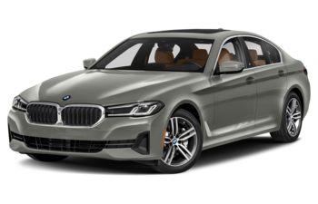 2021 BMW 530 - Brilliant White Metallic