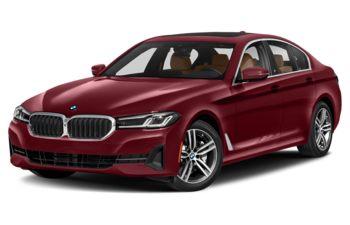 2021 BMW 530 - Frozen Dark Silver