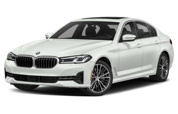 2021 BMW 530 - Alpine White