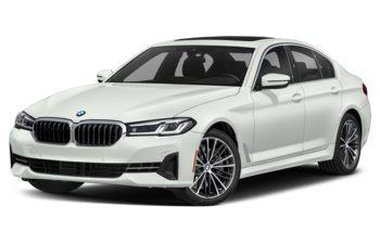 2021 BMW 540 - Alpine White
