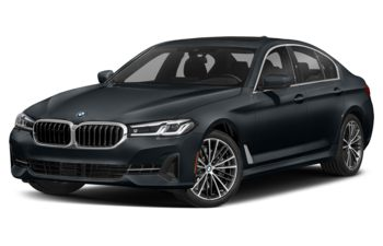 2021 BMW 530 - Carbon Black Metallic