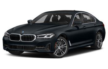 2021 BMW 540 - Carbon Black Metallic