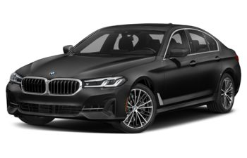 2021 BMW 530 - Black Sapphire Metallic