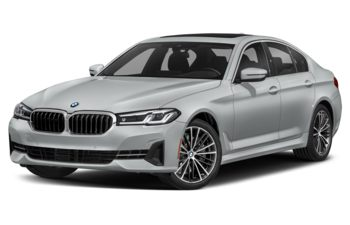 2021 BMW 530 - Phytonic Blue Metallic